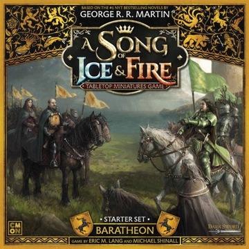 A Song Of Ice And Fire - Baratheon Starter Set доставка товаров из Польши и Allegro на русском