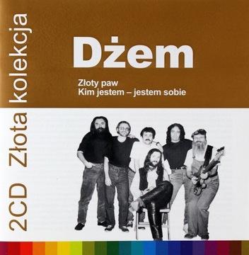 ДЖЕМ: ЗОЛОТАЯ КОЛЛЕКЦИЯ 1+2 (2CD) доставка товаров из Польши и Allegro на русском