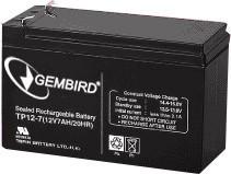 GEMBIRD Akumulator uniwersalny 12V/7Ah доставка товаров из Польши и Allegro на русском