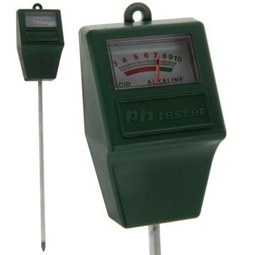 Kwasomierz тестер рн-метр для почвы AG146 доставка товаров из Польши и Allegro на русском