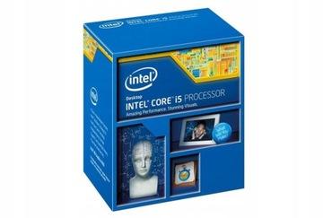 ПРОЦЕССОР Intel Core i5-4440 LGA1150 3,3 Ггц 6 МБ BOX доставка товаров из Польши и Allegro на русском