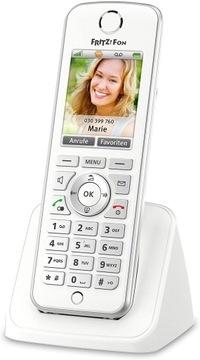 63BV беспроводной Телефон AVM FRITZ!Fon C4 доставка товаров из Польши и Allegro на русском