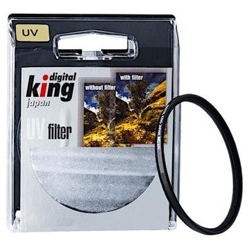Digital King Тонкий УФ-фильтр 55 мм доставка товаров из Польши и Allegro на русском