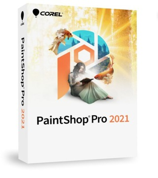 Corel PaintShop Pro 2021 - ПОЛЬСКАЯ ВЕРСИЯ 2019 2020 доставка товаров из Польши и Allegro на русском