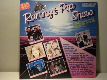 LP RONNY'S POP SHOW SANDRA ELO A-HA EX + доставка товаров из Польши и Allegro на русском