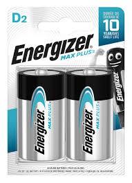 2x Батареи LR 20 Energizer MAX PLUS 2шт доставка товаров из Польши и Allegro на русском