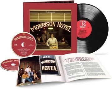 The Doors MORRISON HOTEL 50th ANNIVERSARY (DELUXE) доставка товаров из Польши и Allegro на русском