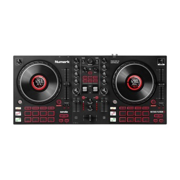 Numark Mixtrack Platinum FX, контроллер DJ доставка товаров из Польши и Allegro на русском