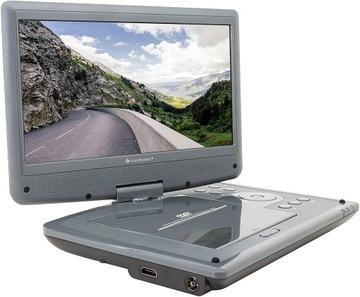 PRZENOŚNE DVD SAMOCHODOWE 10'' USB SD NA ZAGŁÓWKI доставка товаров из Польши и Allegro на русском
