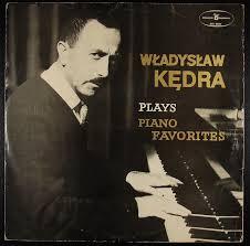 Władysław Kędra. Plays Piano Favorites доставка товаров из Польши и Allegro на русском