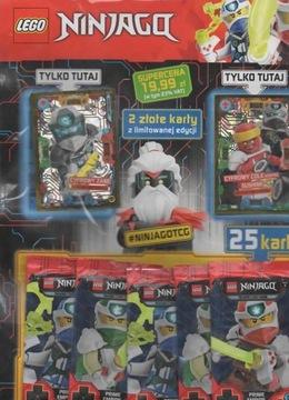 MULTIPACK С КАРТЫ LEGO NINJAGO серия 5 АВАТАР-ДЖАЯ доставка товаров из Польши и Allegro на русском