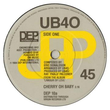 UB40 – Cherry Oh Baby доставка товаров из Польши и Allegro на русском