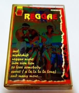 Reggae Favourites @ kaseta audio доставка товаров из Польши и Allegro на русском