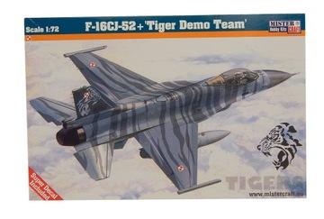 A7165 Модель самолета для склеивания F-16CJ-52 Тигр доставка товаров из Польши и Allegro на русском