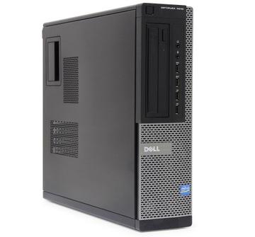 Настольный компьютер ПК DELL i5 7010 16GB SSD W10 доставка товаров из Польши и Allegro на русском