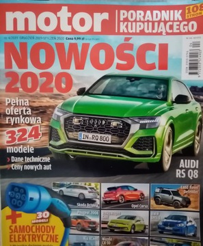 4/2019 MOTOR УЧЕБНИК НОВОСТИ 2020 доставка товаров из Польши и Allegro на русском