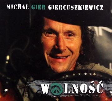 МИХАИЛ GIERCUSZKIEWICZ: СВОБОДА (МУЗЫКАНТОВ) (2CD) доставка товаров из Польши и Allegro на русском
