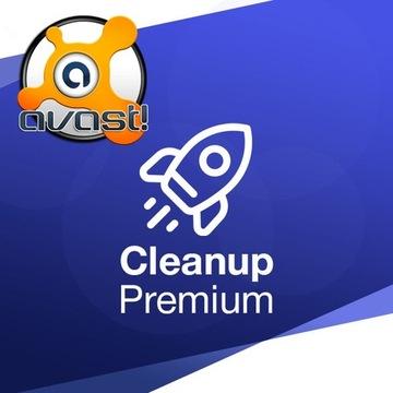 AVAST CLEANUP ПРЕМИУМ 1rok ключ доставка товаров из Польши и Allegro на русском