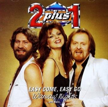 2 ПЛЮС 1: EASY COME , EASY GO (CD) ДВА ПЛЮС ОДИН доставка товаров из Польши и Allegro на русском