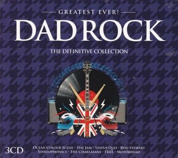 3CD СБОРНИК - DAD ROCK - GREATEST EVER ! (В ФОЛЬГЕ) доставка товаров из Польши и Allegro на русском