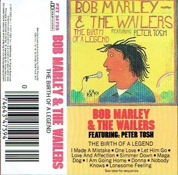 Bob Marley The Birth of a Legend USA/ /MC доставка товаров из Польши и Allegro на русском