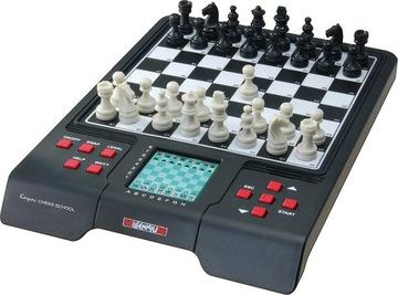 Millenium Карпов шахматная школа шахматный компьютер доставка товаров из Польши и Allegro на русском