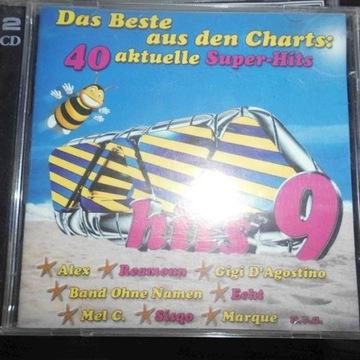Viva hits 9- 2cd - Various доставка товаров из Польши и Allegro на русском