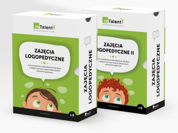 mTalent Zajęcia logopedyczne -pakiet EKSPERT+REREK доставка товаров из Польши и Allegro на русском