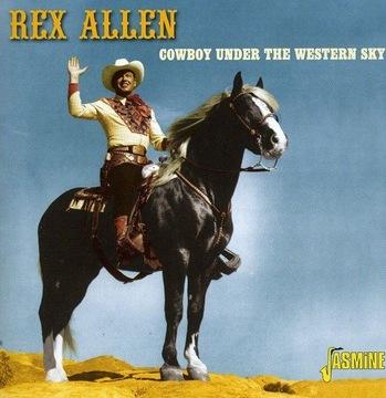 Рекс Аллен Ковбой Under the Western Sky CD доставка товаров из Польши и Allegro на русском