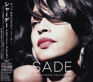 SADE Ultimate Collection 2CD JAPAN 29 треков ХИТЫ доставка товаров из Польши и Allegro на русском