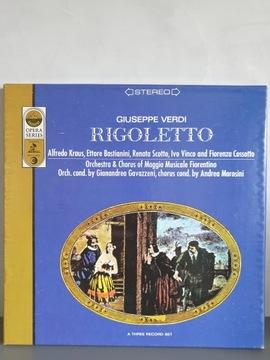 G. Verdi / A. Marasini - Rigoletto. (3xLP Box) доставка товаров из Польши и Allegro на русском