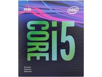 Процессор INTEL Core i5-9400F LGA1151 2.9-4.1 Ггц доставка товаров из Польши и Allegro на русском