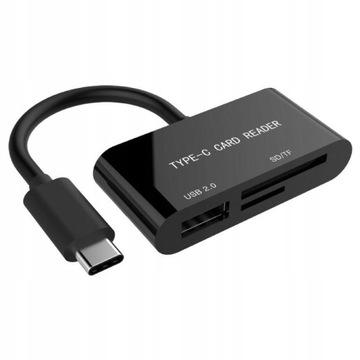 CZYTNIK kart pamięci SD micro SD XC USB-C GEMBIRD доставка товаров из Польши и Allegro на русском