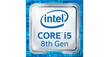 Oryginalna naklejka Intel Core i5 8th gen 24H FV доставка товаров из Польши и Allegro на русском