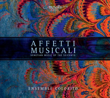 Affetti Musicali Venetian Music of the Seicento доставка товаров из Польши и Allegro на русском