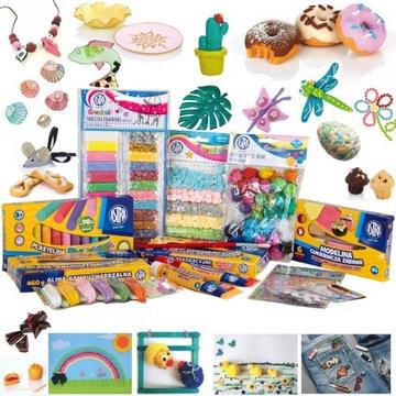 ASTRA Комплект творческий податливый День Ребенка доставка товаров из Польши и Allegro на русском
