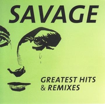 Savage - Greatest Hits & Remixes 2016ALBUM 2CD доставка товаров из Польши и Allegro на русском