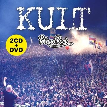 KULT - Pol'And'Rock Festival 2019 (2CD+DVD) 2020 ! доставка товаров из Польши и Allegro на русском