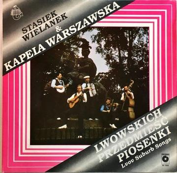 LP STASIEK WIELANEK I KAPELA WARSZAWSKA доставка товаров из Польши и Allegro на русском