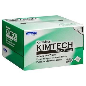 Салфетки без пыли FO Kimtech Kimwipes 280szt доставка товаров из Польши и Allegro на русском