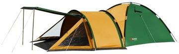 Туристическая палатка охотник 4-Местный 3000 мм ОКНА доставка товаров из Польши и Allegro на русском
