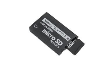 PSP Memory Stick Pro Duo adapter 32GB SONY доставка товаров из Польши и Allegro на русском