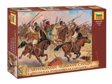 Carthaginian Numidian Cavalry 1/72 Zvezda 8031 доставка товаров из Польши и Allegro на русском