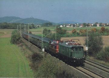 LOKOMOTYWA - E 44 119 - NIEMCY доставка товаров из Польши и Allegro на русском