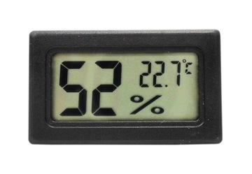 Цифровой термометр Гигрометр Электронный LCD доставка товаров из Польши и Allegro на русском