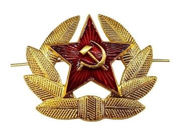 Kokarda ZSRR 1970-1991r. доставка товаров из Польши и Allegro на русском