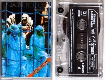 Верди - Набукко (Радио Катовице) (кассета) BDB  доставка товаров из Польши и Allegro на русском