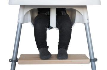 Подножка для стульчика Ikea Antilop - регулируемый доставка товаров из Польши и Allegro на русском