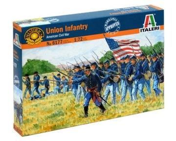 Union Infantry American Civil War1/72 Italeri 6177 доставка товаров из Польши и Allegro на русском
