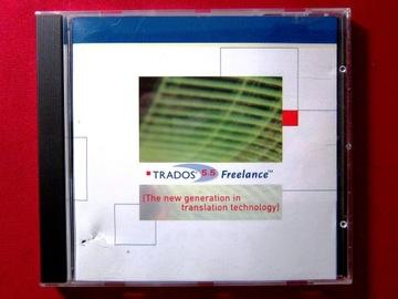 ПРОГРАММА ДЛЯ ПЕРЕВОДОВ - SLD TRADOS FREELANCE 5.5 доставка товаров из Польши и Allegro на русском